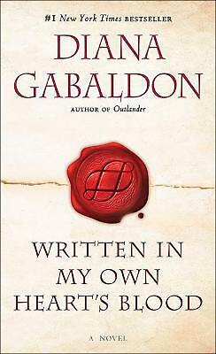 AU43.61 • Buy Written In My Own Heart's Blood By Diana Gabaldon (English) Prebound Book Free S