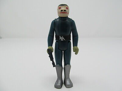$ CDN52.25 • Buy Blue Snaggletooth Reproduction Vintage-style Star Wars Action Figure W/ Blaster