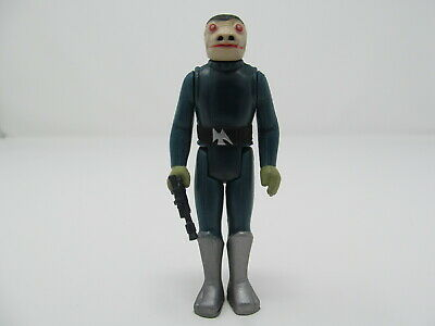 $ CDN50.78 • Buy Blue Snaggletooth Reproduction Vintage-style Star Wars Action Figure W/ Blaster