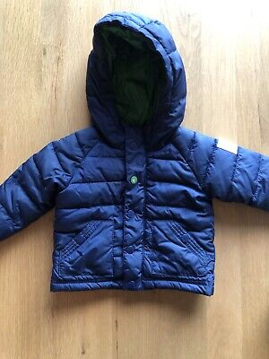 AU45 • Buy Country Road Baby /Boys Puffer Jacket Sz 0 6 -12 Months - AS NEW CONDITION