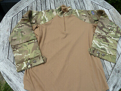 New British Army Issue Mtp Ubacs Shirt Hot Weather Under Body Armour Large • 19.95£