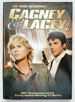 £6.74 • Buy Cagney And Lacey - Season 1 (DVD, 2009, 4-Disc Set, Dual Side)
