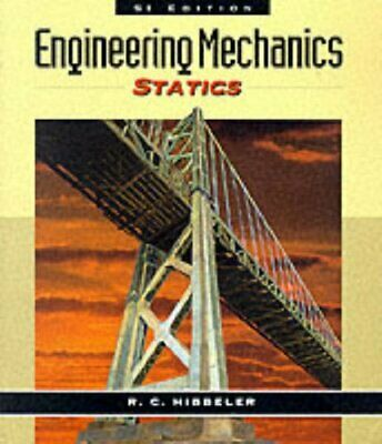 £5.49 • Buy Engineering Mechanics: Statics (SI Edition) By Fan, S.C. Paperback Book The