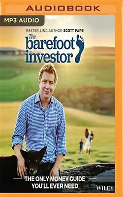 AU33.53 • Buy The Barefoot Investor: The Only Money Guide You'll Ever Need By Pape, S CD-AUDIO