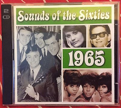 Sounds Of The Sixties 1965 Time Life CD TL SCC/04 • 8.99£