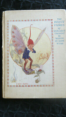 The Insect Fairies Margaret Tarrant Marion St.John Webb C1930 • 20£