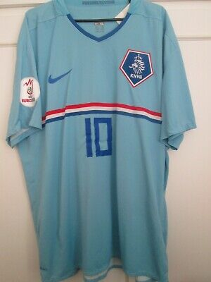 Holland 2008-2009 Away Football Shirt Sneijder 8 Size Extra Large XL /44324 • 69.99£
