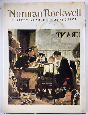 $ CDN6.26 • Buy Norman Rockwell : A Sixty-Year Retrospective By Thomas S. Buechner (Hardcover)