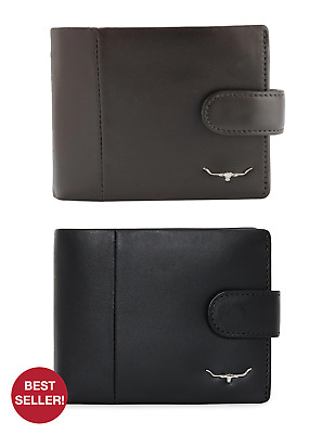AU119.99 • Buy RM Williams Wallet With Coin Pocket And Tab - RRP 144.99 - FREE EXPRESS POSTAGE