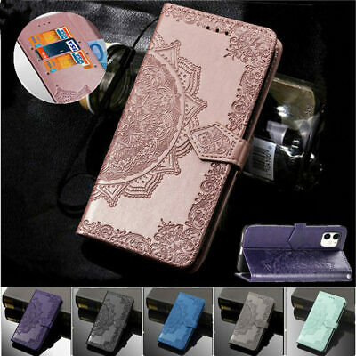 AU14.41 • Buy Luxury Leather Magnetic Wallet Case Cover For IPhone 11 Pro XS MAX SE X 8 7 PLUS