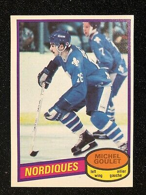 $ CDN20 • Buy 1980 OPC #67 Michel Goulet Rookie Card NM-MT Or Better Condition....O-Pee-Chee
