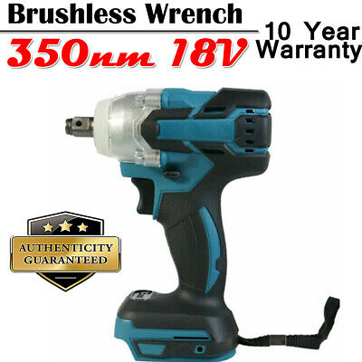 Replace For MAKITA DTW285Z 18V Cordless Brushless Impact Wrench 1/2  Driver Only • 25.90£