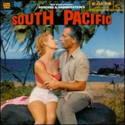 Rodgers And Hammerstein – South Pacific CD CB1  • 2.19£