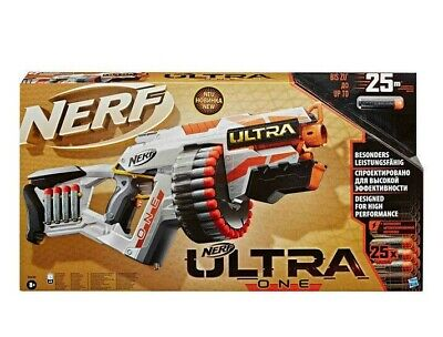 AU109.99 • Buy Nerf Ultra One Motorized Blaster Gun Toy Gift + 25 Official Darts Fire 36 Meters