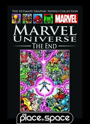 £12.99 • Buy Marvel Graphic Novel Collection Vol 220 - Marvel The End - Hardcover