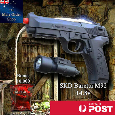 AU139 • Buy SKD BERETTA M92 - Gel Ball Blaster Toy Gun