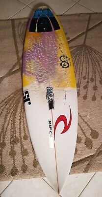 AU340 • Buy JS Industries Monsta 3 6'1  X 18 7/8  X 2 3/8  (27.9L) Round Tail Used Surfboard