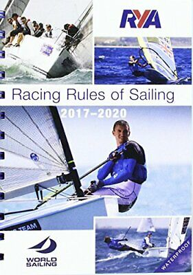 £10.99 • Buy RYA Racing Rules Of Sailing 2017-2020 Book The Cheap Fast Free Post