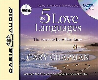 AU36.62 • Buy The 5 Love Languages: The Secret To Love That Lasts By Chapman, Gary CD-AUDIO