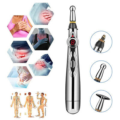 $11.95 • Buy Therapy Electronic Acupuncture Pen Meridian Energy Heal Massage Pain Relief US