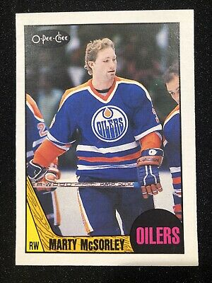 $ CDN7 • Buy 1987 OPC #205 Marty McSorley RC NM-MT Or Better Condition....Factory Set Break