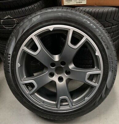AU2900 • Buy Masarati Levante 20 Inch Wheels With Tyres *post Aus Wide*