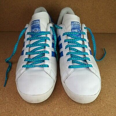 Adidas White Men Size 9.5 Court Star Sport Casual Shoes  • 29.74£