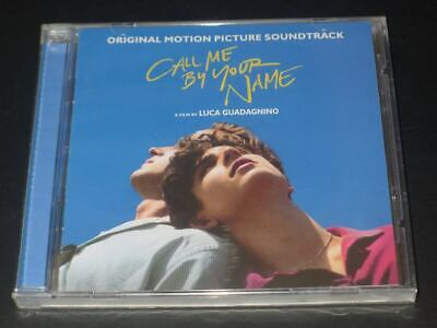 AU11.99 • Buy Call Me By Your Name [Original Motion Picture Soundtrack] By Various Artists CD