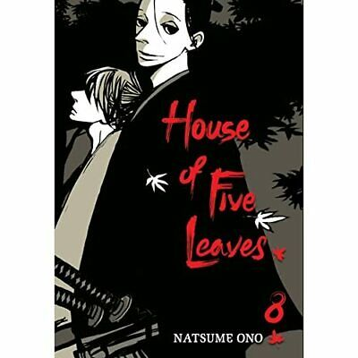 House Of Five Leaves, Volume 8 - Paperback NEW Natsume Ono 2012-10-04 • 15.11£