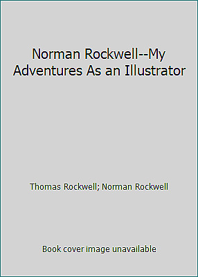 $ CDN5.68 • Buy Norman Rockwell--My Adventures As An Illustrator