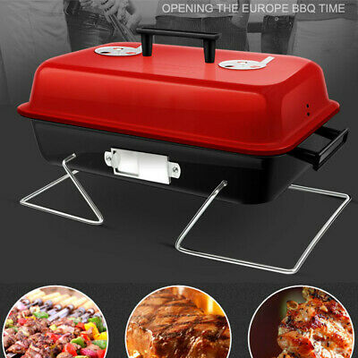 $ CDN112.26 • Buy Portable Barbecue Charcoal Grill BBQ Stainless Outdoor Camping Cooking Grill Kit