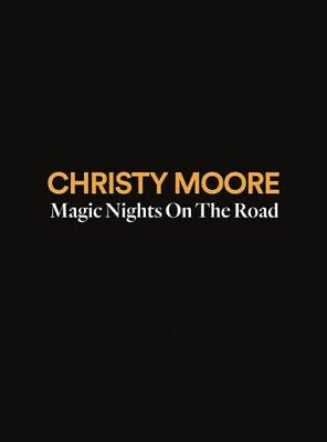 £7.99 • Buy Christy Moore - Magic Nights On The Road (4CD Deluxe Boxset) Brand New
