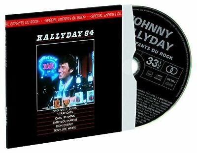 AU46.99 • Buy Johnny Hallyday - Special Enfants Du Rock New Cd