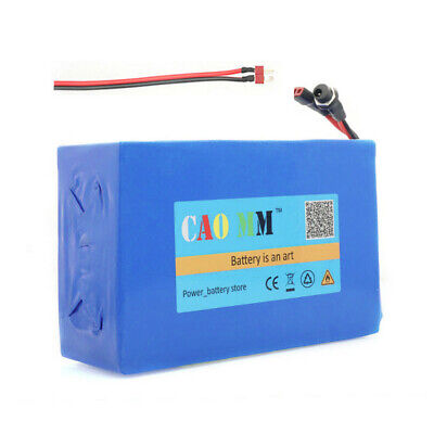 $129.99 • Buy 36V 16AH Battery Pack 500W For Ebike Electric Bicycle Motor Li-ion Charger BMS