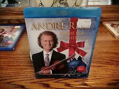 £18.10 • Buy Andre Rieu: Home For Christmas (Blu-ray Disc, 2012)