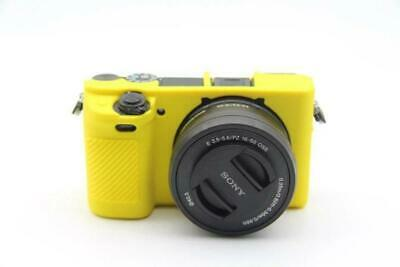 $ CDN19.97 • Buy Silicone Case Rubber Body Cover Skin Nice Soft Camera Video For Sony A6400 A6300