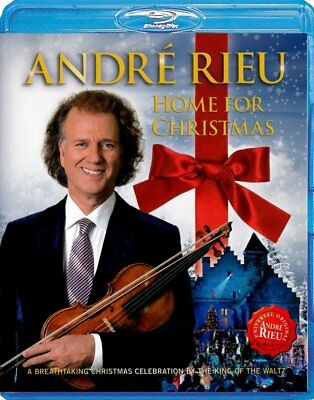 £14.41 • Buy Andre Rieu: Home For Christmas (Blu-ray Disc, 2012)