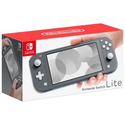 AU270 • Buy Brand New** Nintendo Switch Lite 32GB Handheld Console - Grey