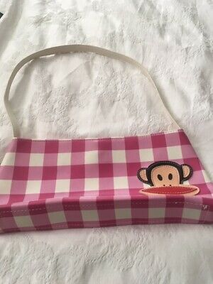 AU73.79 • Buy Paul Frank Checked Pink Bag , New , Unwanted Gift