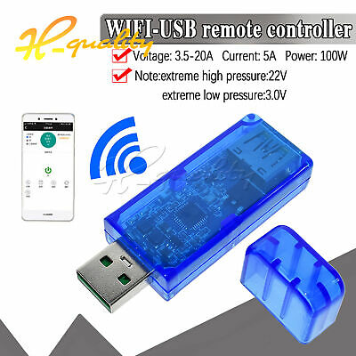 £4.79 • Buy Sinilink WIFI-USB Remote Controller Mobile Phone APP Smart Home XY-WFUSB