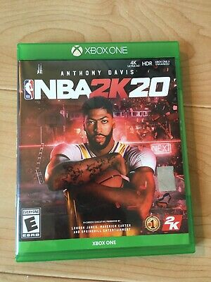 $ CDN26.70 • Buy Nba 2k20 Xbox One Great Condition Only Played Once ! Adult Owned