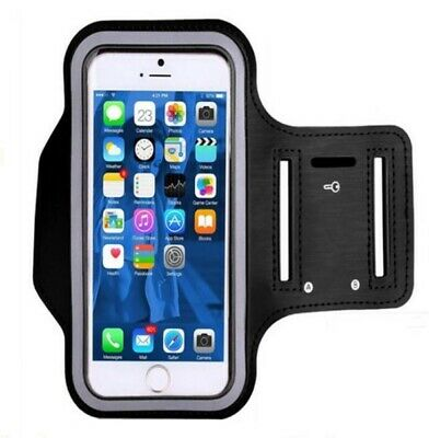 Sports Jogging Gym Armband Arm Band Case Cover For Samsung Galaxy Note 20 Ultra • 4.99£