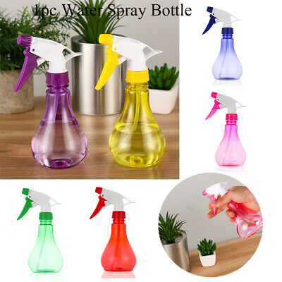 500ml Portable Pump Plant Spray Bottle Fine Mist Garden Watering Water Sprayer • 2.99£