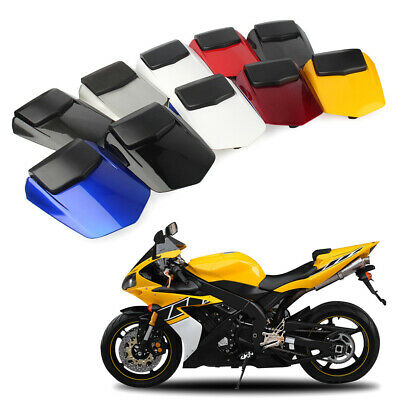 $33.56 • Buy Rear Seat Cover Cowl Fairing Fit Yamaha YZF R1 YZFR1 2004 2005 2006 Pillion Back