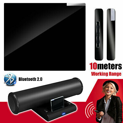 30Pin Bluetooth Wireless A2DP Music Receiver Audio Adapter Dock For IPhone IPod • 5.79£