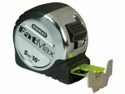 STANLEY FATMAX 0-33-886 5mtr/16  Metric Imperial Tape Measure • 22.50£