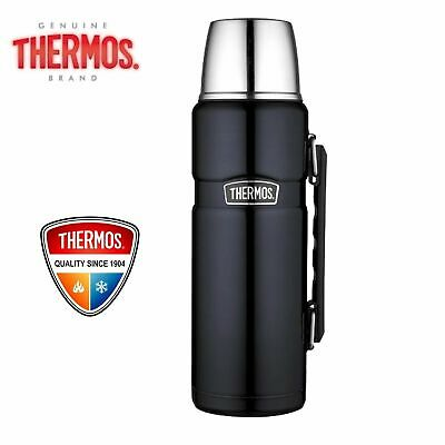 AU61.99 • Buy Thermos STAINLESS STEEL VACUUM Insulated Beverage Bottle Thermo Flask 2L