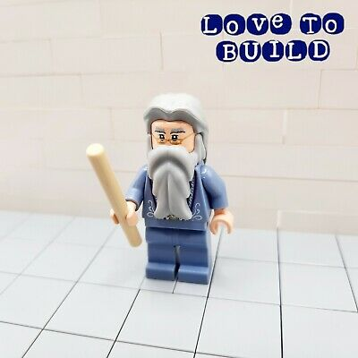 £7.99 • Buy ⭐ LEGO Harty Potter Albus Dumbledore Minifigure Hp099 From Set 4842