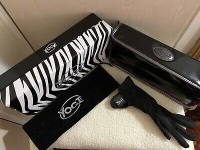 Used Good Condition Yogi Hair Straightners & Wand Gift Set.RRP £130 • 45£