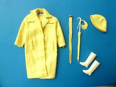 $ CDN49.99 • Buy Vintage Barbie Rain Coat #949 (1963) Exc & Complete